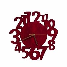 Zegar dla tych, co lubią aby czas płynął do tyłu :) - Anty zegar. DWA-TAK.PL