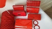 portfel , torebka , kopertówka , brelok Fb/ Atelier Torebek wysyłka 24h
