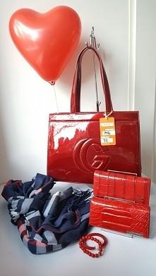 torebka damska eko, portfel , brelok , szalik Fb/ Atelier Torebek wysyłka 24h