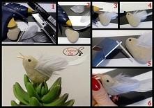 kamienne ptaki, opis na tworczaona.blogspot.com