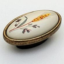 Gałka meblowa porcelanowa