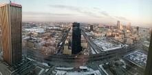 #warsaw #capital #city #sun #day #morning #sky