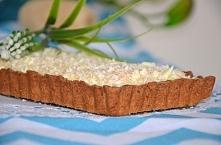 Tarta z cudownie kokosowym ...