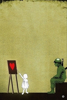 Street Art...by Syrian artist, Imranovi
