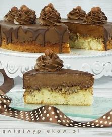 Czekoladowy tort laskowy  S...