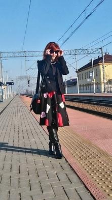 rudabloguje.pl  Spódnica - ...