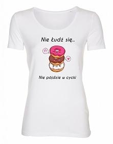 A ty masz już koszulkę na Tłusty Czwartek? :) Kliknij w zdjęcie aby kupić! :)