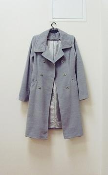 Sprzedam płaszcz midi wełna r. 36
