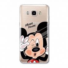 Etui Mickey Glass, Dostępne na Samsung S6, S6E, S6E+, S7, S7E, J3, J5, A3, A5