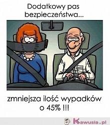 Bezpieczeństwo na drodze :D
