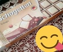 Słodycze takie małe, a cieszy :)