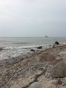 plaża...