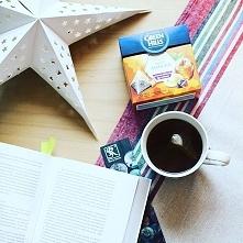 Książka i ulubiona herbata to idealne połączenie!