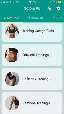 co sądzicie o tej aplikacji ,,30 day fit,,? czy można zobaczyć dobre efekty po miesiącu ćwiczeń?