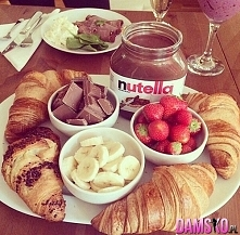pyszne śniadanie, prawda? :)