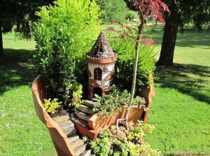 Nie masz miejsca, pieniędzy ani czasu na własny ogród? Ten pomysł to cos dla Ciebie! Prosty w zrobieniu. Ograniczy Cię tylko własna wyobraźnia.