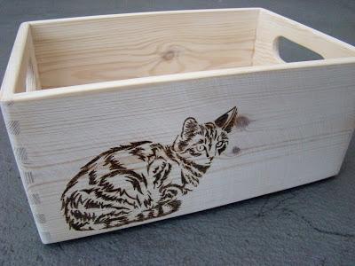 Personalizowany upominek dla kociary.