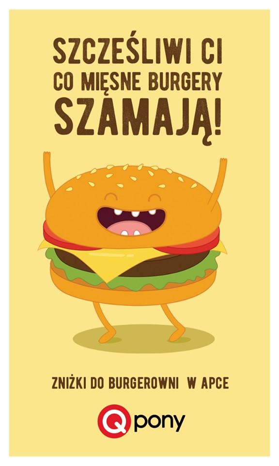Łapcie zniżki na burgery w śląskich knajpach!