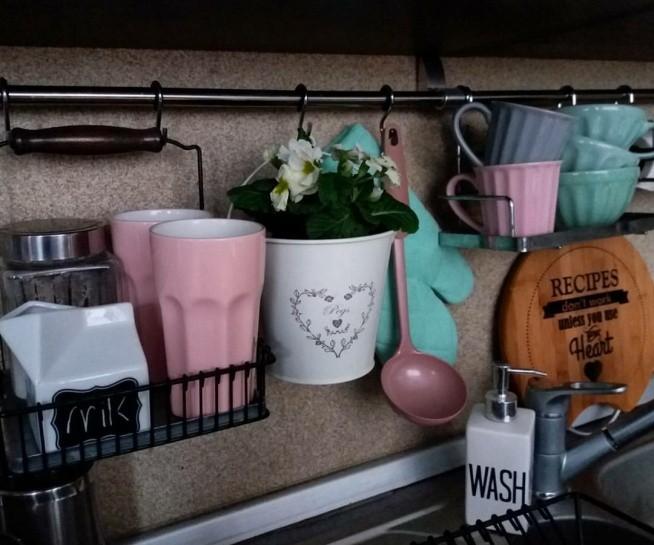 piekne detale w kuchni