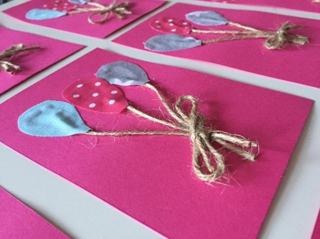 Jak Zrobić Zaproszenia Urodzinowe Noszkipl Na Kreatywne Szycie I
