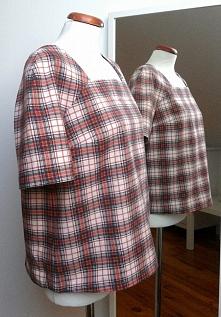 Do zdobycia ta oversizowa bluza, którą sama uszyłam.  Zapraszam na moją stronę na FB.