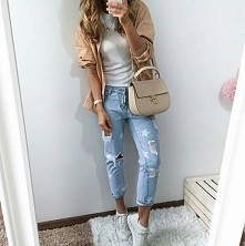 #style #fashion  jeansy! <3