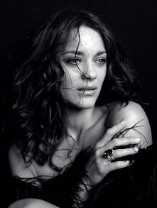 Marion Cotillard, fot. Peter Lindbergh