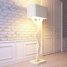 Piękna WOMAN! Lampa stojąca o pięknych kształtach! W naszym sklepie sklep.ala...