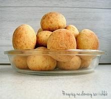 Brazylijskie bułeczki serowe (Pão de queijo) po raz drugi