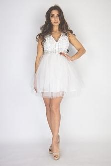 Sukienka idealna na wesele już na www. sopsi. com. pl