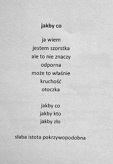 Wiersze Inspiracje Tablica Zuzu196 Na Zszywkapl