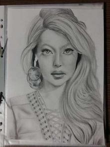 Portrety ołówkiem na zamówi...