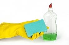 Płyn do mycia naczyń pomaga...