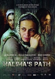 Droga Halimy  dramat  Film opowiadający o tym jak niezgoda pomiędzy religiami i ich zagorzali wyznawcy doprowadzili konsekwentnie do śmierci niewinnej osoby. Halima szuka szcząt...