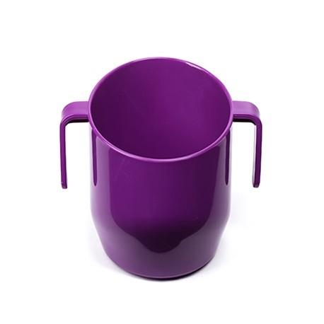 Witajcie w poniedziałek:)  Czy da się pić wodę czy herbatę z kubka na leżąco? Tak:)  Wyprodukowany w Wielkiej Brytanii kubek niekapek - specjalnie ukształtowany kubek Doidy Cup dla niemowląt na to pozwala.   Nauka picia z otwartego kubeczka staje się łatwiejsza:)  Uwaga: bezpieczny już od 3 miesiąca życia.  Warto pomyśleć nad zmianą swojego kubeczka:)  Poranna kawa na leżąco ... co za myśl:)