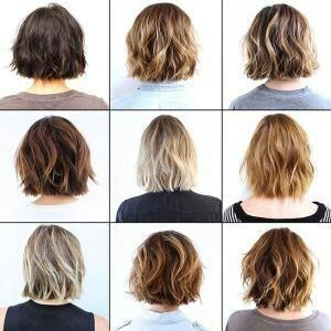 Pomysły na krótkie włosy :)