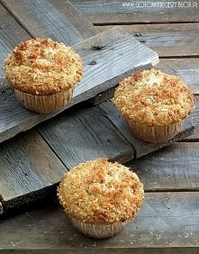 Kokosowe muffinki z Princessą