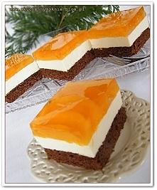 """Ciasto czekoladowo-serowe """"..."""