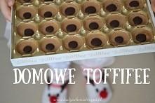 Domowe toffifee :)
