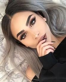 włosy + makijaz