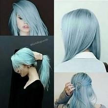 Czy tylko ja uwielbiam kolorowe włosy..*_*
