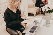 Katarzyna Olubińska wywiad - dziennikarka i blogerka. On - Bóg, który czeka. ...