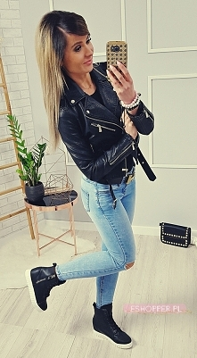 BIKER BLACK ESHOPPER.pl