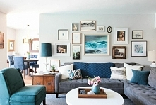 salon z morskim akcentem