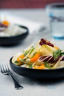 Salatka walentynkowa-mandar...