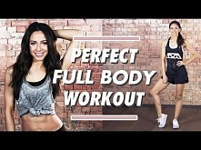 FAT BURNING + TONING Full Body Perfect Workout | Danielle Peazer Compilation