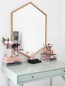 geometryczne lustro