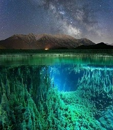 Jezioro Sylvensteinspeicher...