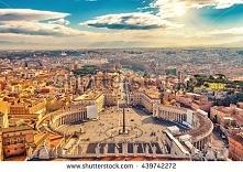 Plac św.Piotra w Watykanie