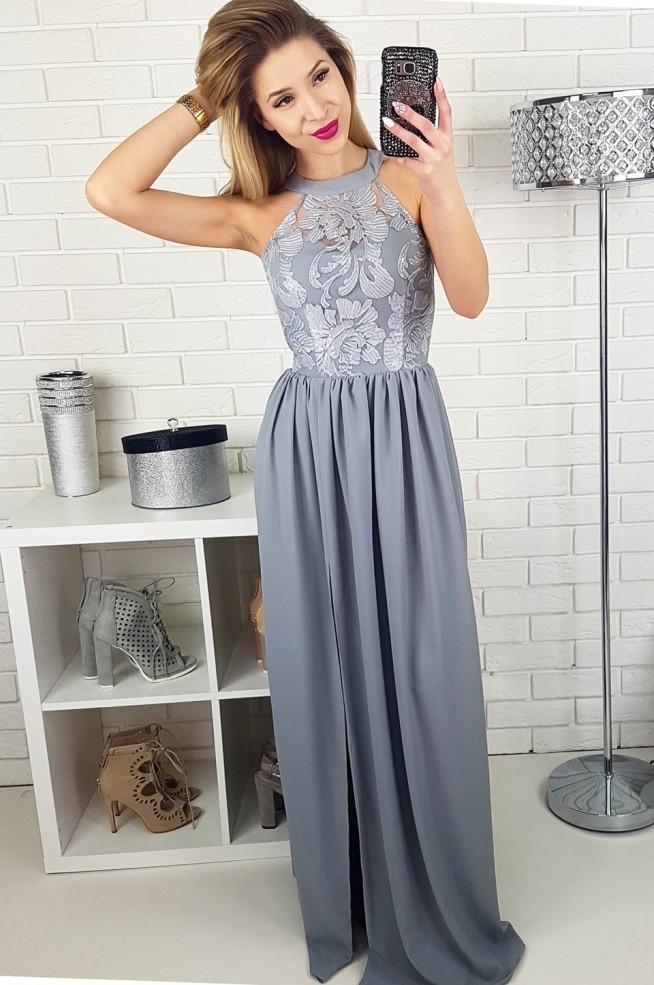 Długa suknia Illuminate <3